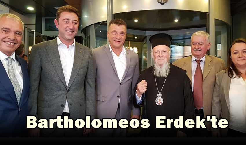 Bandırma Gerçek Gazetesi | Fener Rum Patriği Bartholomeos Erdek Kirazlı  Manastırında Ayin Yönetecek